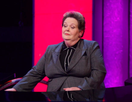 Anne Hegerty on 'The Chase'