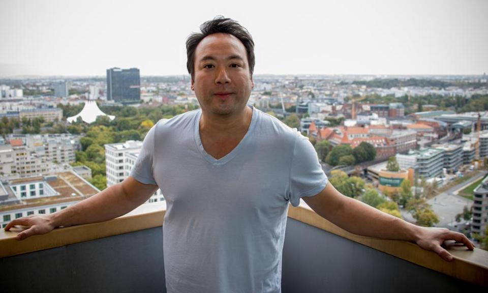 William Shu, Deliveroo's co-founder and CEO