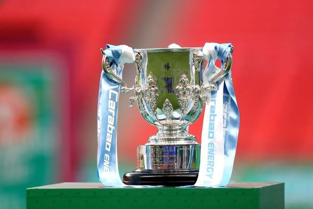 Changes to the Carabao Cup are possible, admits EFL chair Rick Parry