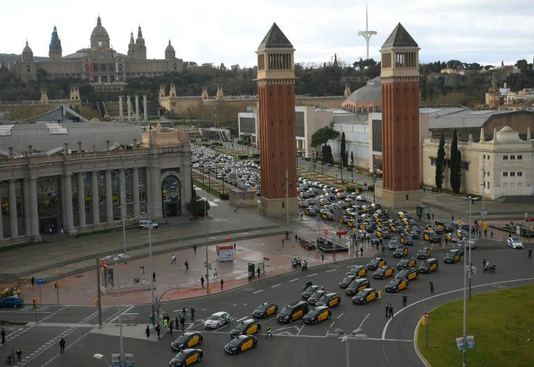 """Elite Taxi, a Barcelona-based association of drivers, believes the new app """"violates the tariff regime"""" imposed upon taxi drivers, bringing prices down."""