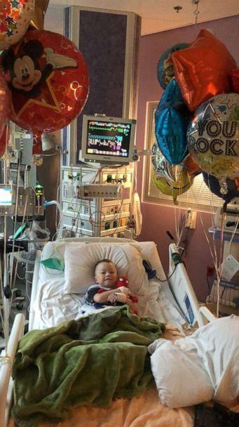 PHOTO: Brody, now 4, was born at 27 weeks with medical complications that have required multiple surgeries. (Jim Molodich)