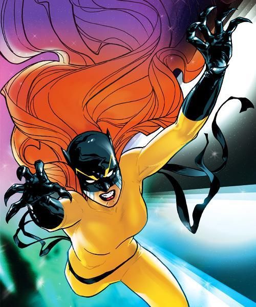In the comic books, Trish Walker fights crime as Hellcat. (Photo: Marvel)