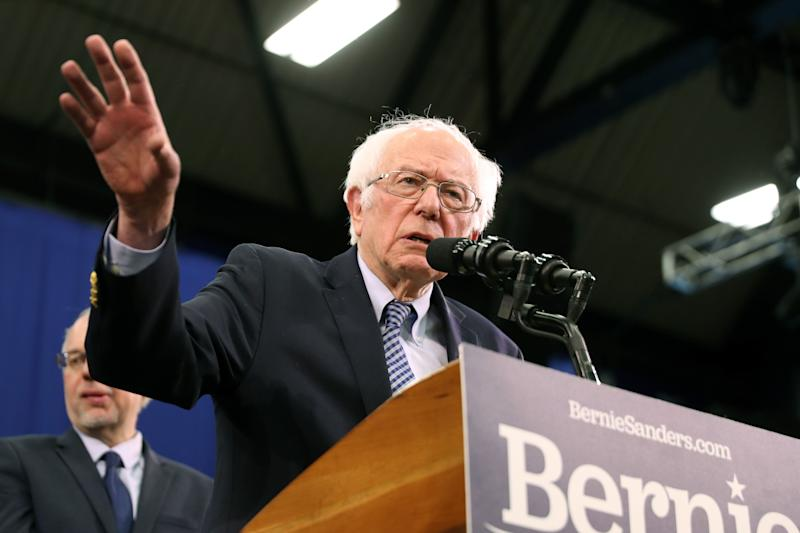 """Anyone who thinks electing Bernie Sanders president means that """"Medicare for All"""" would become law has an unrealistic view of lawmaking. (Photo: Joe Raedle via Getty Images)"""