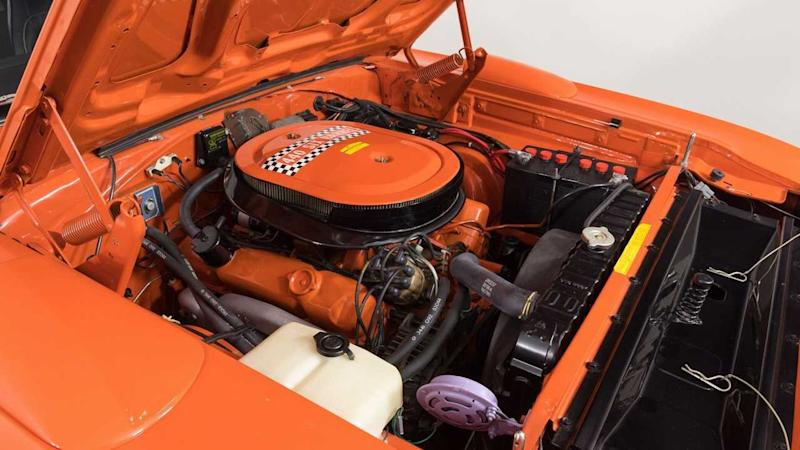Own This Numbers-Matching 1970 Plymouth Superbird