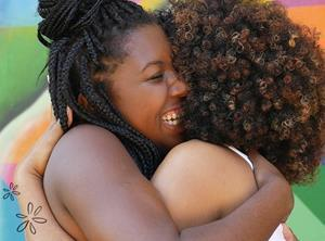 The Loveland Foundation, established by Rachel Cargle, has provided therapy support for Black women and girls since 2018. thelovelandfoundation.org