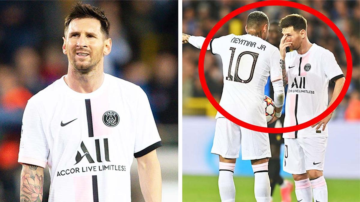 'What a joke': Lionel Messi trolled after 'worrying' $1 billion PSG flop