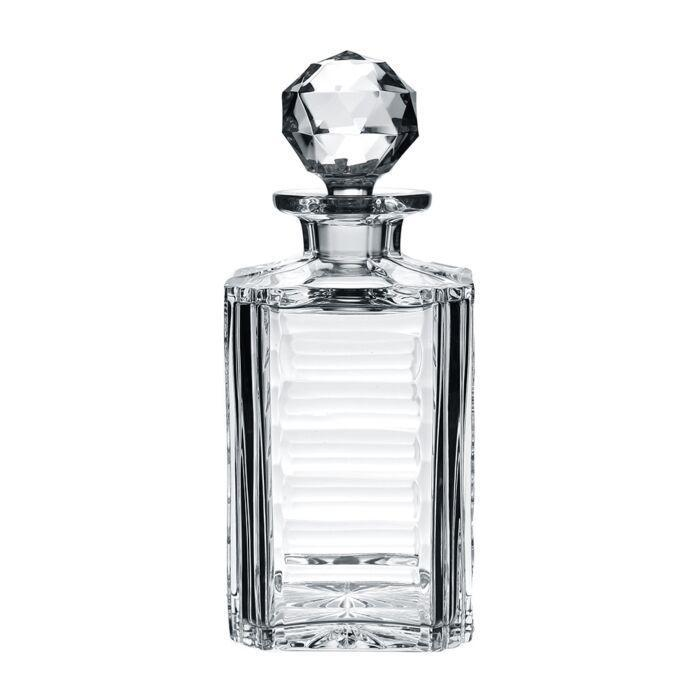 """<p><strong>William Yeoward Crystal</strong></p><p>williamyeowardcrystal.com</p><p><strong>$775.00</strong></p><p><a href=""""https://us.williamyeowardcrystal.com/adele-square-decanter"""" rel=""""nofollow noopener"""" target=""""_blank"""" data-ylk=""""slk:Shop Now"""" class=""""link rapid-noclick-resp"""">Shop Now</a></p><p>The decanter is the showstopper of every bar—the Adele Square decanter by William Yeoward will do the trick nicely and bring some sparkle, too.</p>"""