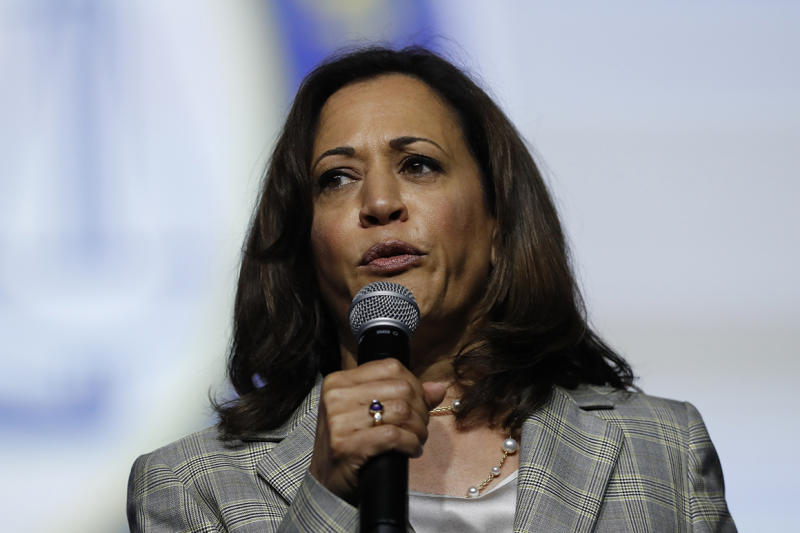 Kamala Harris: Immigration raids will distort 2020 census