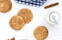 "<p>Snickerdoodles are a one-of-a-kind cookie, and in Idaho, the recipe for the confection was highly searched in 2020. The cracked cookies, flavored with cinnamon sugar, are an unmistakable confection perfect for any occasion. Idaho's No. 2 trending recipe takes a savory turn with <a href=""https://www.thedailymeal.com/recipes/mushroom-cheddar-soup-recipe?referrer=yahoo&category=beauty_food&include_utm=1&utm_medium=referral&utm_source=yahoo&utm_campaign=feed"" rel=""nofollow noopener"" target=""_blank"" data-ylk=""slk:cream of mushroom soup"" class=""link rapid-noclick-resp"">cream of mushroom soup</a>.</p> <p><a href=""https://www.thedailymeal.com/best-recipes/easy-best-snickerdoodle-recipe?referrer=yahoo&category=beauty_food&include_utm=1&utm_medium=referral&utm_source=yahoo&utm_campaign=feed"" rel=""nofollow noopener"" target=""_blank"" data-ylk=""slk:For a Snickerdoodles recipe, click here."" class=""link rapid-noclick-resp"">For a Snickerdoodles recipe, click here.</a></p>"