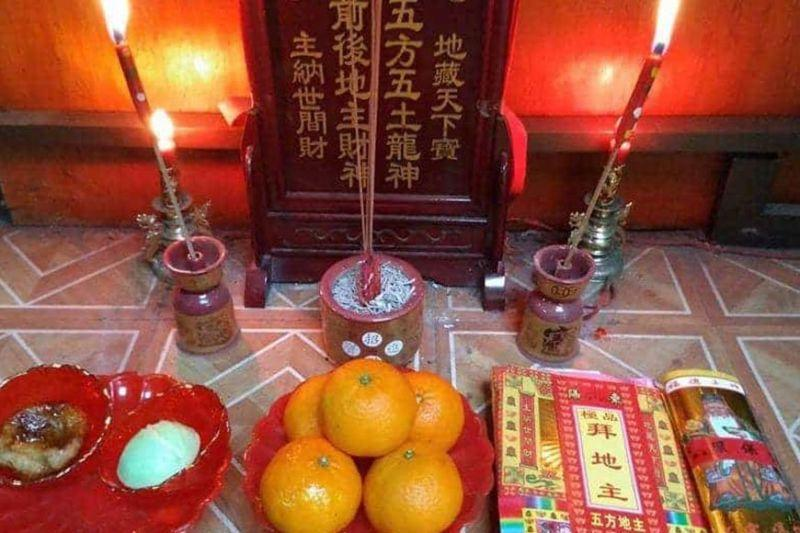 Eugenio: The Hungry Ghost Month and Feng Shui