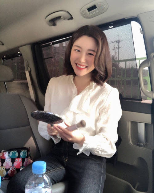 Fans are elated for Lee Da-in's new love relationship