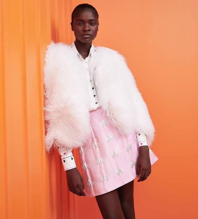 """<p>Founded by Tanzanian-born Rene Macdonald, Lisou transforms quality materials like silk and lambswool into eye-catching designs available in a range of pastel sorbet hues and exclusive custom prints. With an environmental and social conscience, the brand also donates part of its proceeds to local and international communities in need.</p><p><a class=""""link rapid-noclick-resp"""" href=""""https://lisou.co.uk/"""" rel=""""nofollow noopener"""" target=""""_blank"""" data-ylk=""""slk:Shop Lisou"""">Shop Lisou</a></p><p><a href=""""https://www.instagram.com/p/CCsvPYTnwlU/"""" rel=""""nofollow noopener"""" target=""""_blank"""" data-ylk=""""slk:See the original post on Instagram"""" class=""""link rapid-noclick-resp"""">See the original post on Instagram</a></p>"""