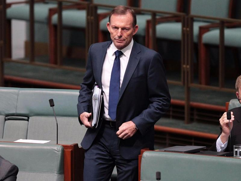The former Prime Minister of Australia has been a vocally against the reform. Source: Getty