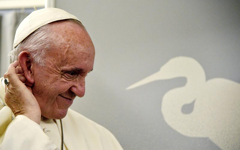 Pope Francis - AFP