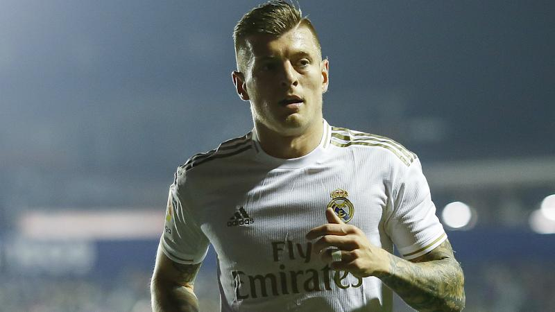 Coronavirus: Logical for Real Madrid players to take pay cut – Kroos says he was misunderstood