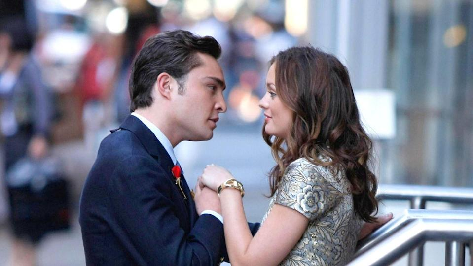 """<p>""""If two people are meant to be together, eventually they'll find their way back."""" —Chuck Bass</p>"""