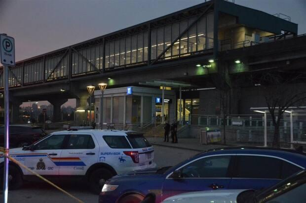 The shooting at Scott Road SkyTrain Station on Jan. 30, 2019, prompted a manhunt for Glasgow. He was arrested five days later.