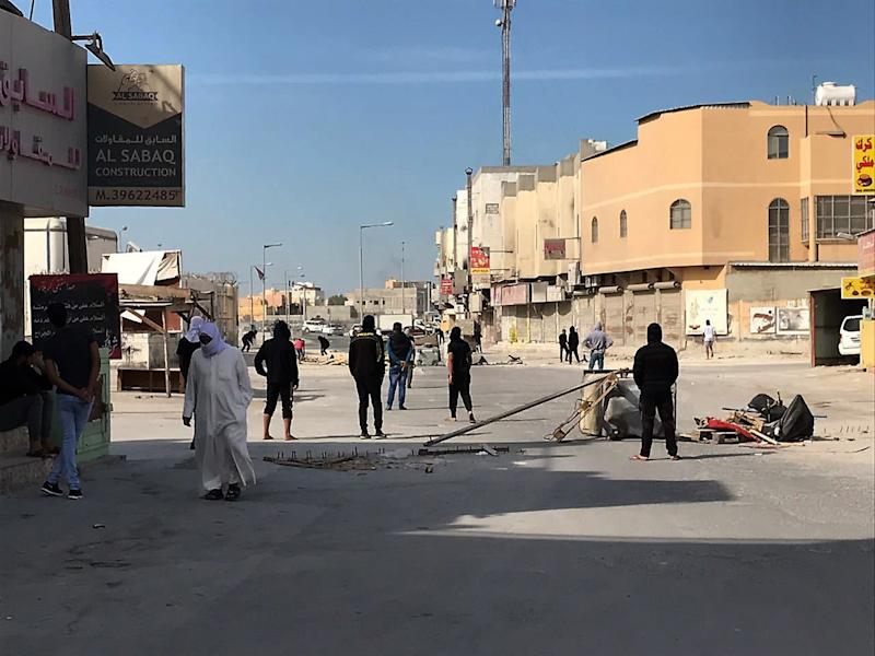 Bahrain Executes 3 in 2014 Bombing; Protests Erupt