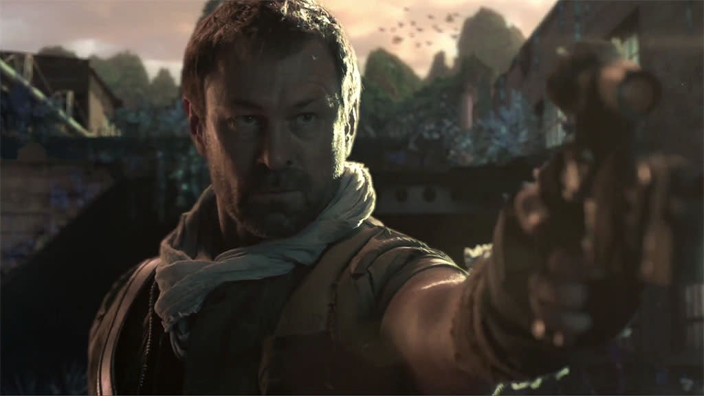 """<p><b>""""Defiance""""</b><br><br> </p><p><b>What: </b>The centerpiece of<a target=""""_blank""""> Syfy's upfront</a> this past April, the postapocalyptic """"Defiance"""" is an ambitious attempt to combine a TV series with a massively multiplayer online game. It's a crazy enough idea that it might just work.<br> <b><br>When:</b> Friday, 6:45pm; Room 6DE<br> <b><br>Appropriate Wait Time:</b> 30 minutes. Because shooting hadn't started at the time of the upfront, we weren't able to get a look at any footage. Now that they have a few episodes in the can, we're curious to get a sense of how this series might play as drama as well as a video game.</p>"""