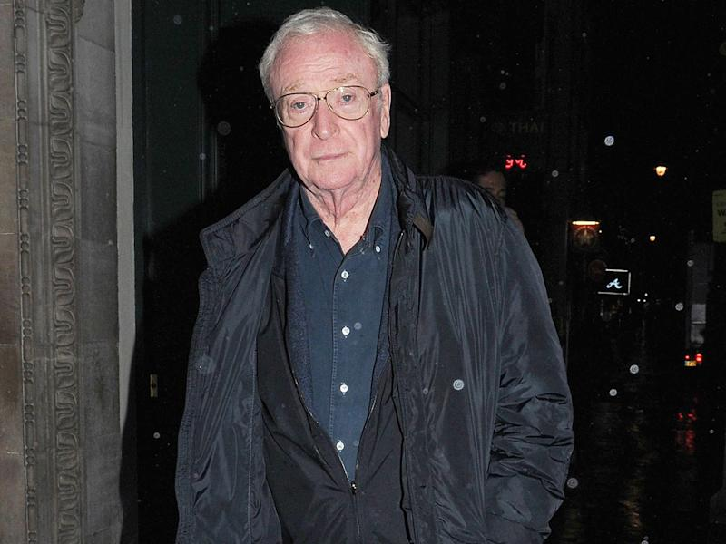 Michael Caine: A-lister saved me