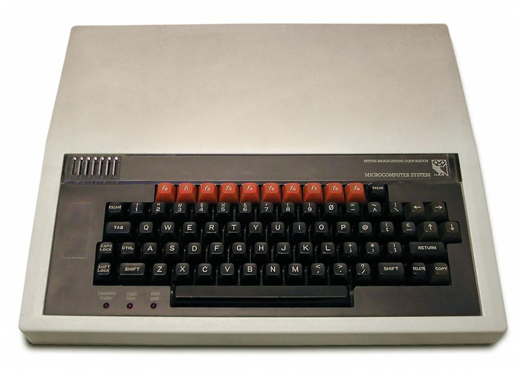 <p>Introduced in 1981, this design classic with its distinctive orange row of keys was made by Acorn Computer primarily for use in schools. The workhorse computer soldiered on until 1994 when it was discontinued. (Stuart Brady/Wikipedia) </p>