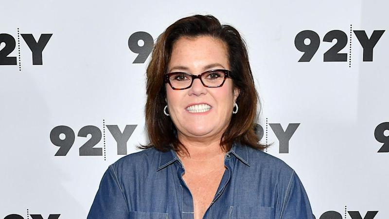 Rosie Odonnell Reveals Shes In Love With A Woman 22 Years Younger
