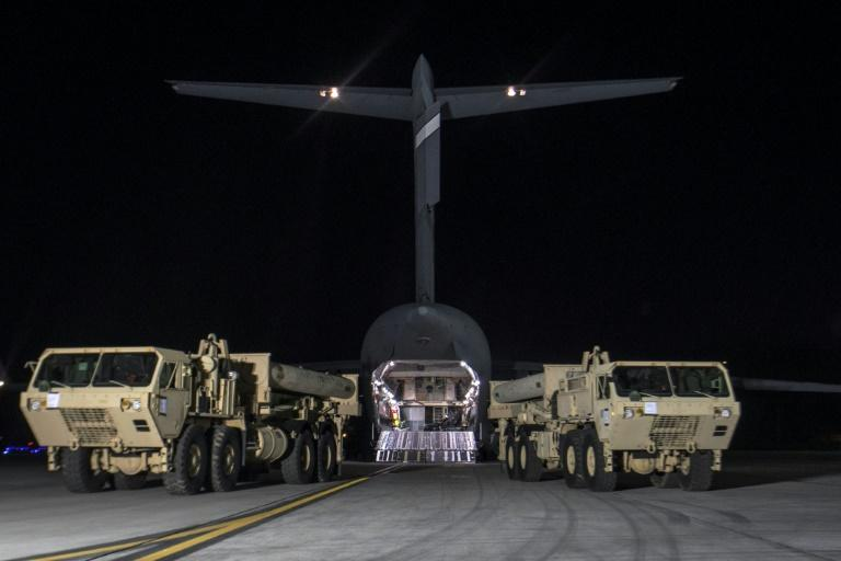 The US deployment of the THAAD anti-missile system in South Korea has angered China, which considers it a security threat