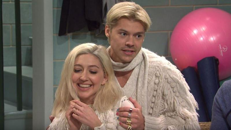 Harry Styles Brings Sexual Energy, Hilarious Weirdness to Stellar 'Saturday Night Live'