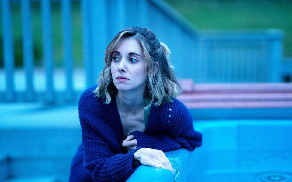Alison Brie, writes Tim Robie, gives Dave Franco's The Rental its wittiest turn - IFC