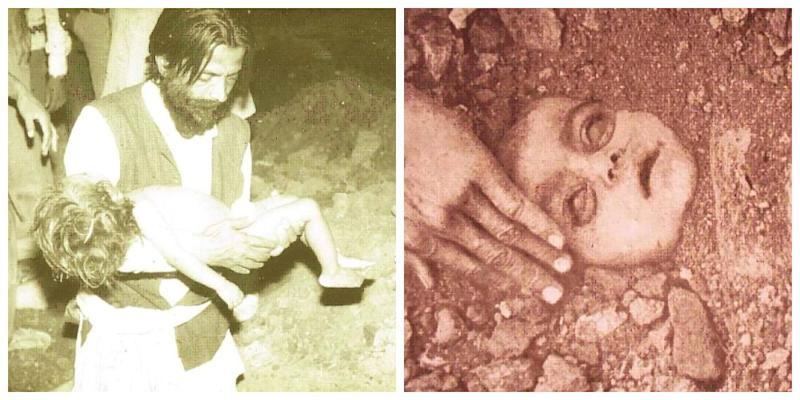 The immediate aftermath of the 1984 Bhopal gas tragedy