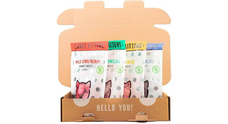 Candy Kittens Vegan Sweets Gift Box