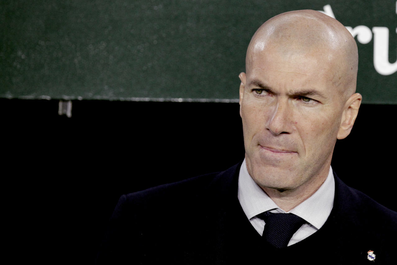 Zinedine Zidane is quietly becoming one of the greatest managers ever
