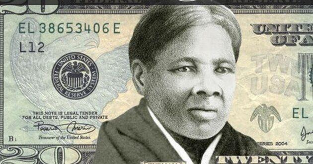 Ce billet a été imaginé par l'association The Women On 20s, qui en 2015 a demandé à l'administration Obama de mettre le visage d'Harriet Tubman sur un billet.