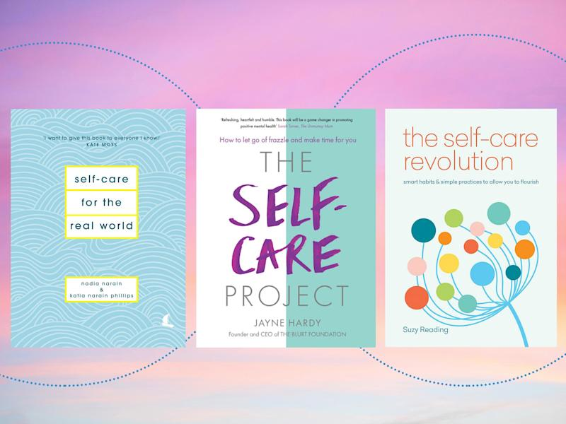 Each of these books begin with their own definitions of 'self-care', but all agree that learning to listen to your own needs will ultimately help you become healthier and happier: The Independent/iStock