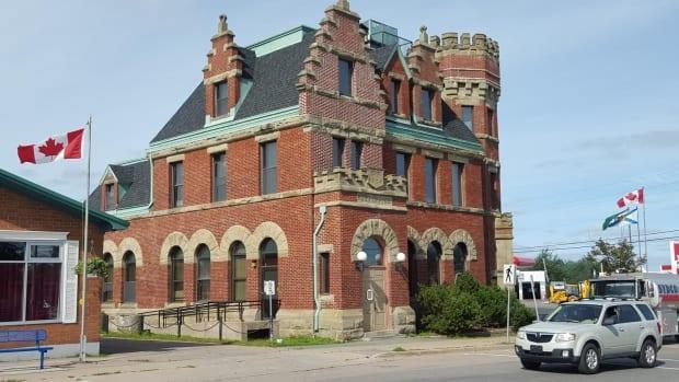 CBRM budgeted $1 million for renovations to the former Sydney Mines town hall to modernize it and convert it into the north division police headquarters.