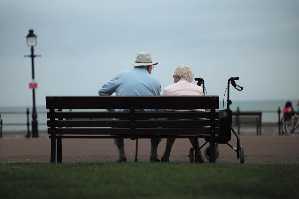 Many senior citizens aged 80 and above aren't aware they are eligible for a pension even if they haven't contributed to national insurance. Photo: Christopher Furlong/Getty Images