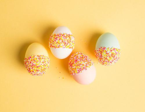 Creative Easter Egg Decorating Ideas