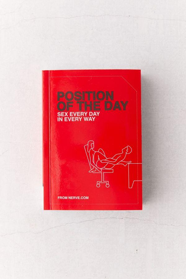 Position of the Day Playbook (Credit: Amazon)