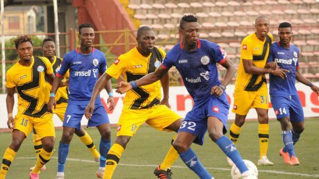 Rivers United's Festus satisfied with win over Rayon Sports