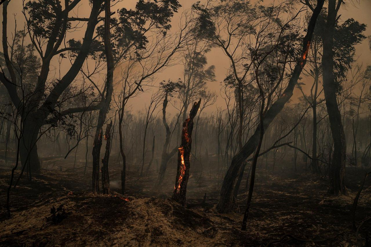 The Impact of Climate Change Upon Australia