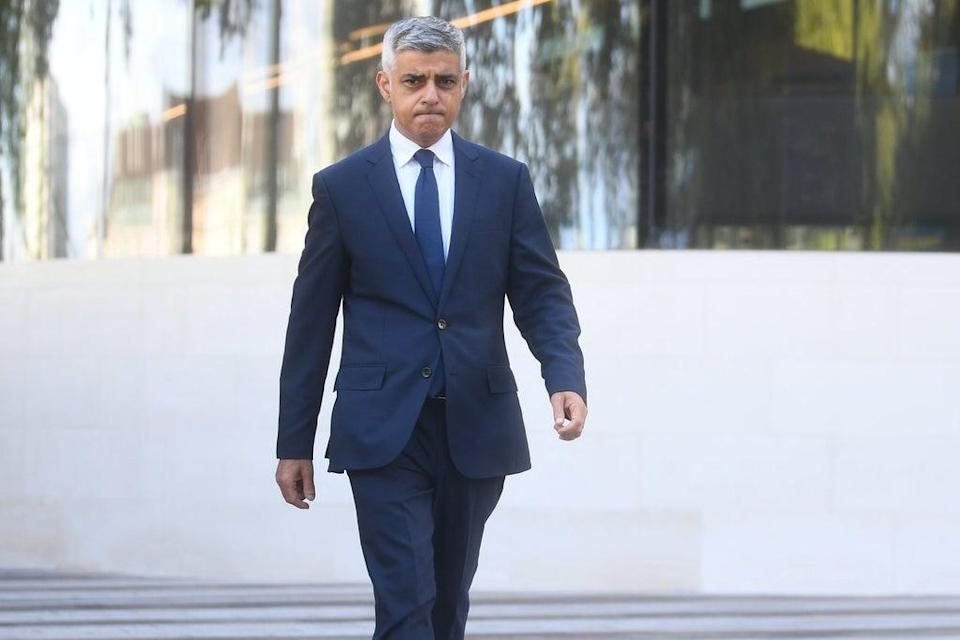 """The Mayor of London called on the Government to introduce a new time limited """"Covid Recovery Visa""""   (Getty Images)"""