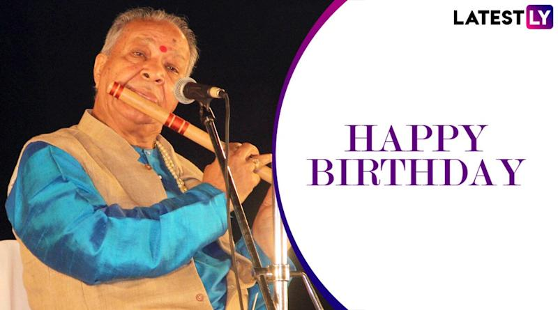 Pandit Hariprasad Chaurasia 82nd Birthday: Interesting Facts About The Legendary Classical Flautist and Revered Music Director
