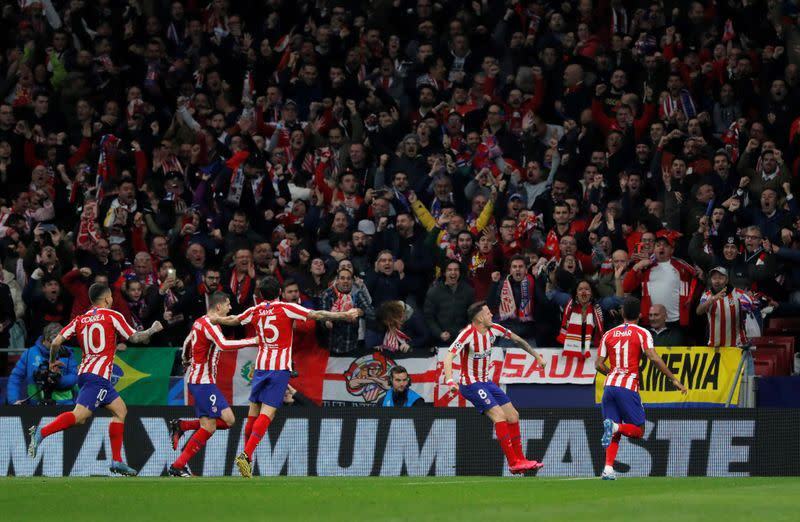 Are the stars aligning for Atletico in the Champions League?