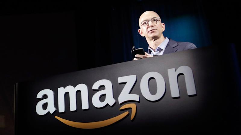 Amazon Stock Doubles as Jeff Bezos Becomes World's 2nd Richest Man