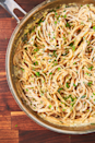 """<p>Cheap, healthier, and easy to make. What more could you want?</p><p>Get the recipe from <a href=""""https://www.delish.com/cooking/recipe-ideas/recipes/a45568/skinny-alfredo-recipe/"""" rel=""""nofollow noopener"""" target=""""_blank"""" data-ylk=""""slk:Delish"""" class=""""link rapid-noclick-resp"""">Delish</a>.</p>"""