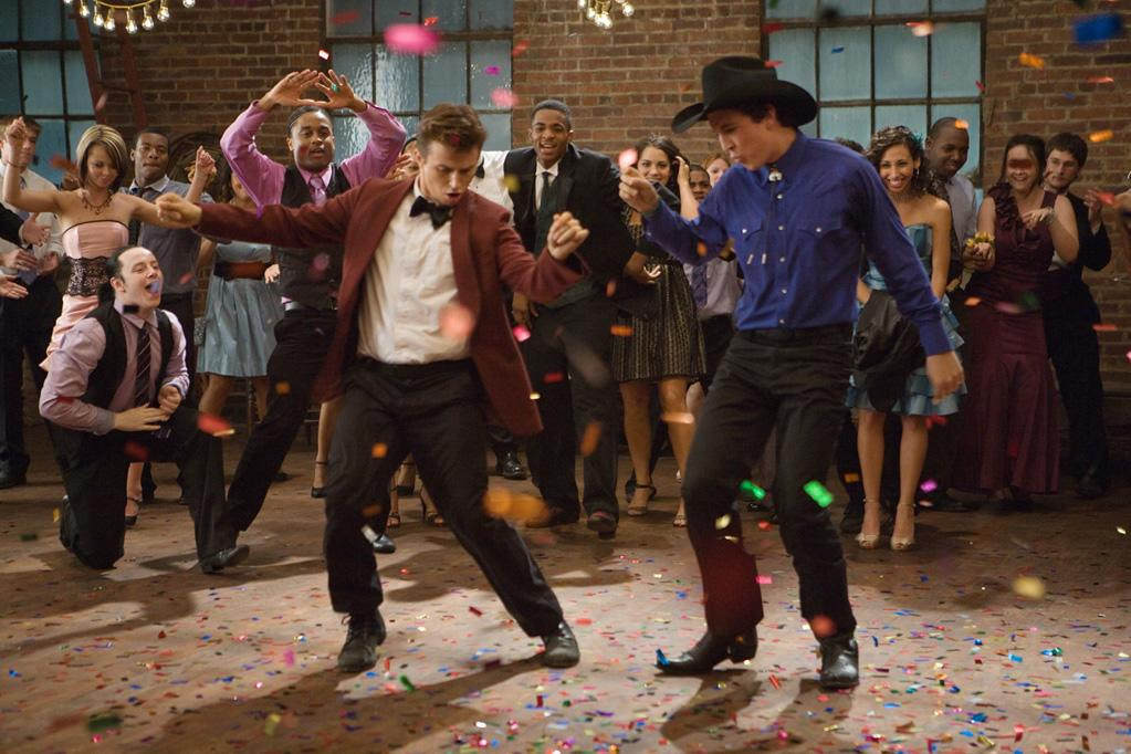 """The plot of """"Footloose"""" is loosely based on events in Elmore City, Oklahoma. There had been a ban on public dancing that had lasted for almost 100 years. In 1980, seniors from the local high school asked the city to reconsider the law. A local minister defended the law, saying that dancing was a tool of the devil. The students eventually won out and held their first ever prom."""