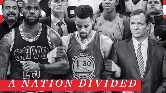 The presence of activism on the sports field dates back decades to the civil rights movement, and should unite athletes in the protest controversy engulfing the American professional sports landscape, according to Sports Illustrated.