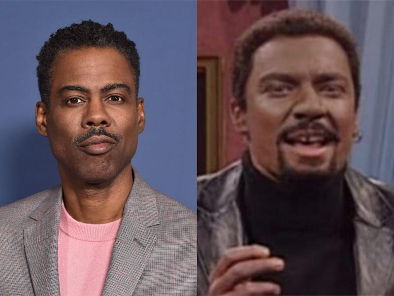 Chris Rock defends Jimmy Fallon's blackface impersonation of him: 'He didn't mean anything'