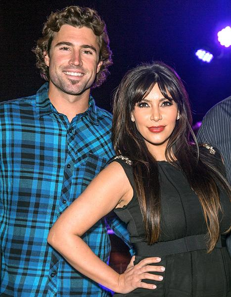 "Brody Jenner: ""I Don't Want to Know"" Kim Kardashian's Baby Name!"