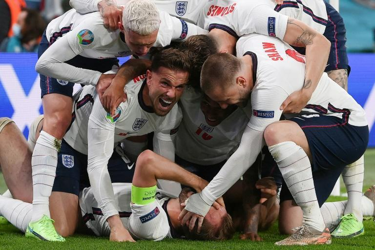 England are through to their first major final since 1966 at Euro 2020